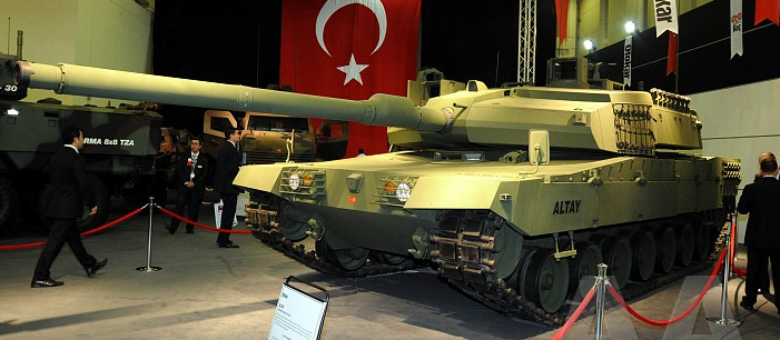 MBT ALTAY TURKI
