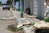 Calle 20 entre 29 y 33 Ciudad Calkiní. 8jul2011.
