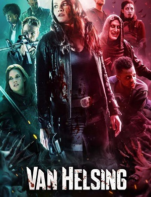 Van Helsing - 3ª Temporada Legendada Séries Torrent Download capa