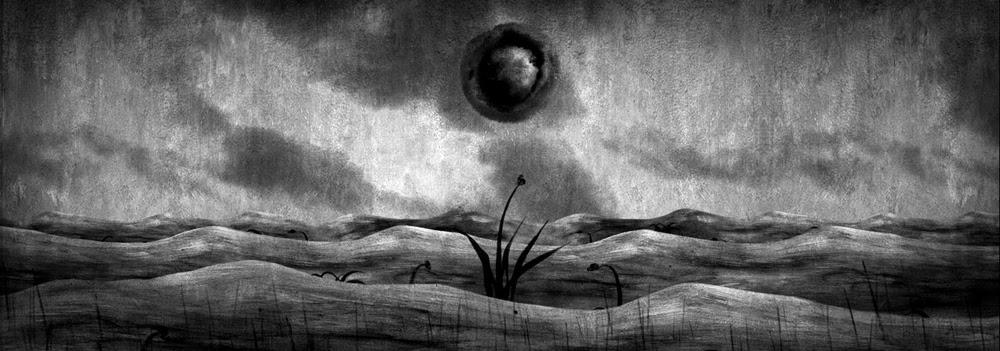 小草是重要元素,也是卡夫卡與吳興國之間的連結-《蛻變》影像設計