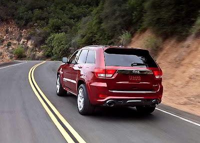 jeep grand cherokee srt8 2012