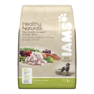 Best Price On Iams Healthy Naturals