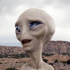 paul the alien for - photo #11
