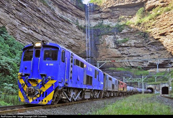 18-250 & Tanker Train