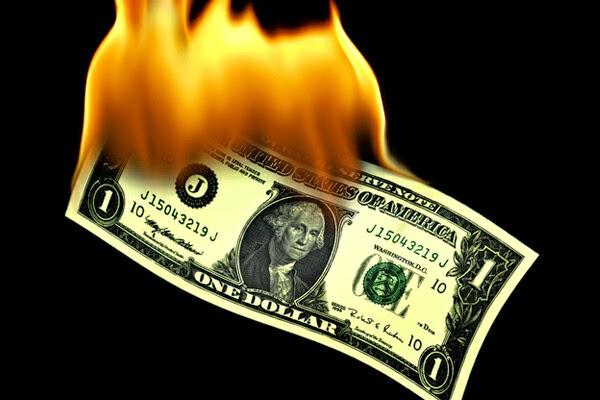 Hồi kết của đồng đô la Mỹ