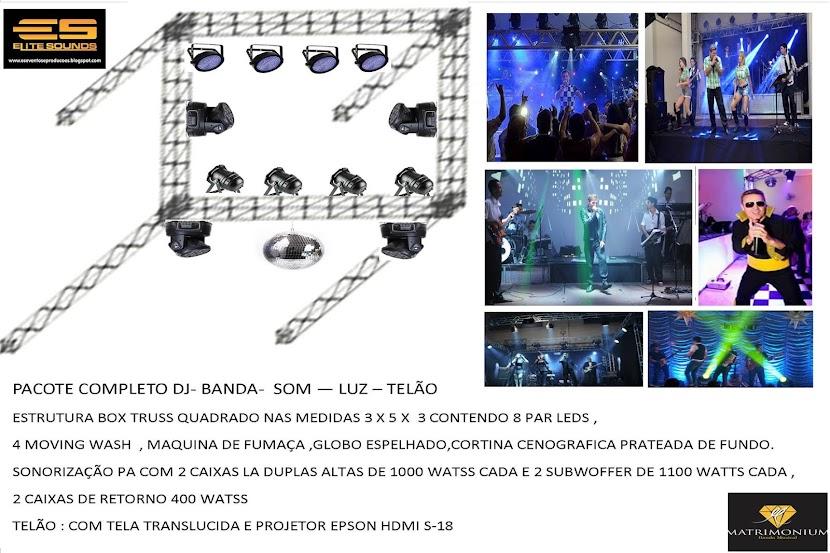 Elite Sounds e Banda Matrimonnium