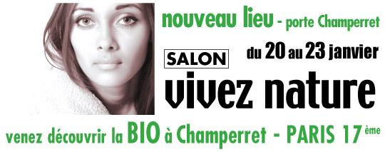 Par s 14 info brune ch tillon maud 39 huy salon v vez nature for Salon vivez nature