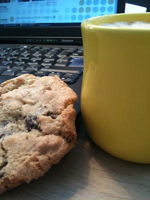 Formiddagspausecookie