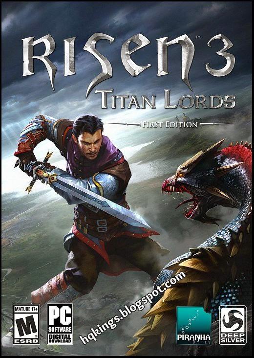 Risen 3 Titan Lords [Repack]