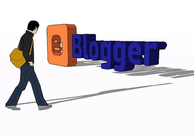 Регистрация на Blogger