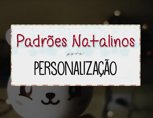 Padrões Natalinos Diário em fotos.