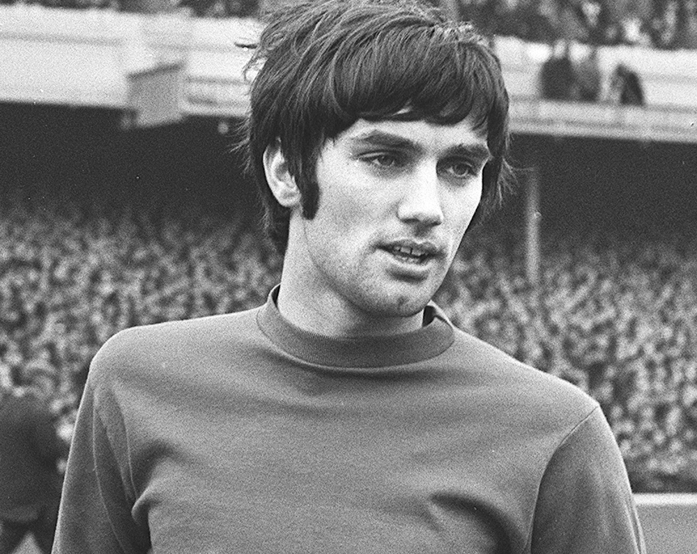 Throwback Thursdays George Best Sends Manchester United into
