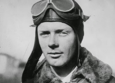 On This Day - 1927 - Charles Lindbergh Completes First Solo, Nonstop Transatlantic Flight