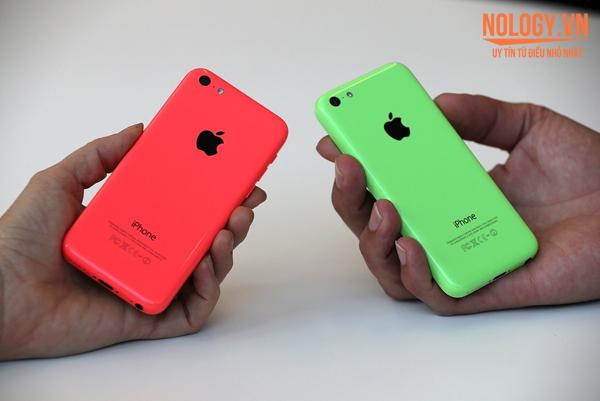 Hình ảnh chiếc Iphone 5c lock giá rẻ