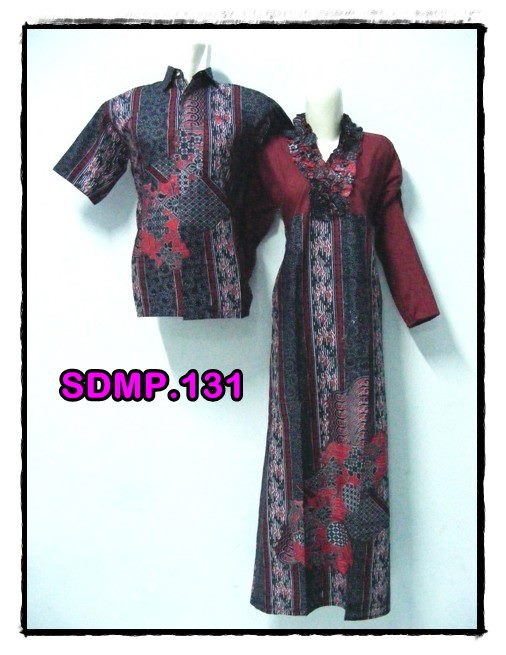 Model Baju Batik Remaja Solo 2014 Black Hairstyle And