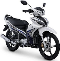 2012 Yamaha Jupiter Z White