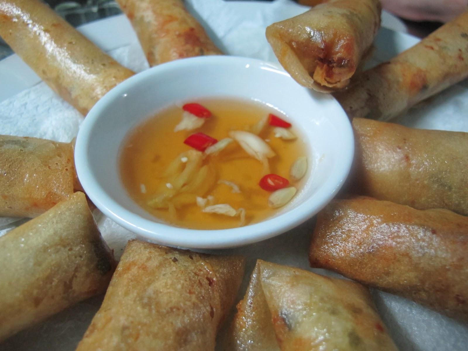 Find eat love vietnamese cuisine part 1 spring rolls for X uv cuisine