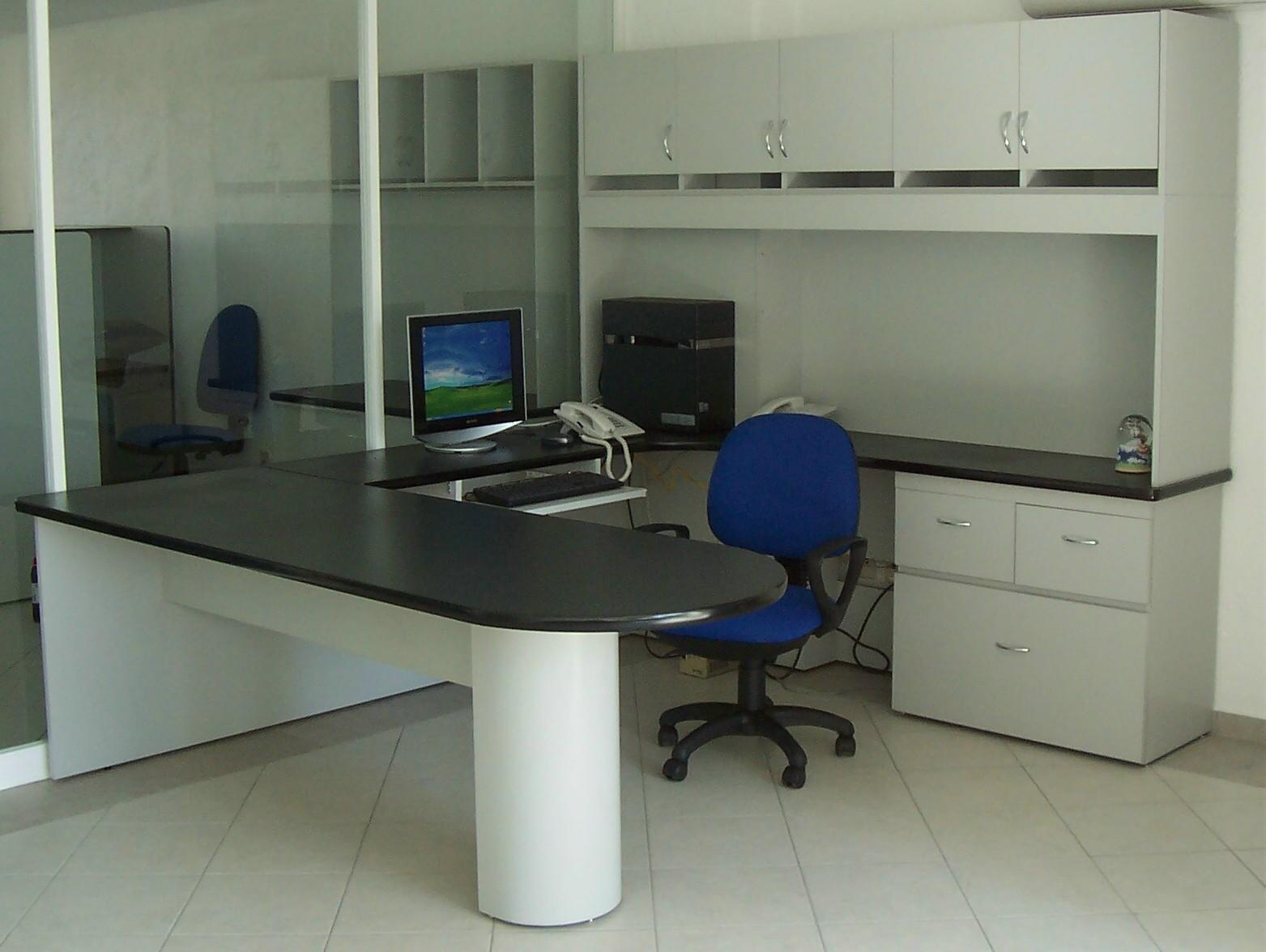 Muebles de oficina muebles de madera mobiliario de for Computadoras para oficina