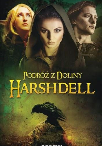 """Podróż z Doliny Harshdell"" Beata Grynczel"