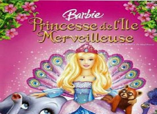 Montre complet barbie princesse de l le merveilleuse - Barbie et l ile merveilleuse ...