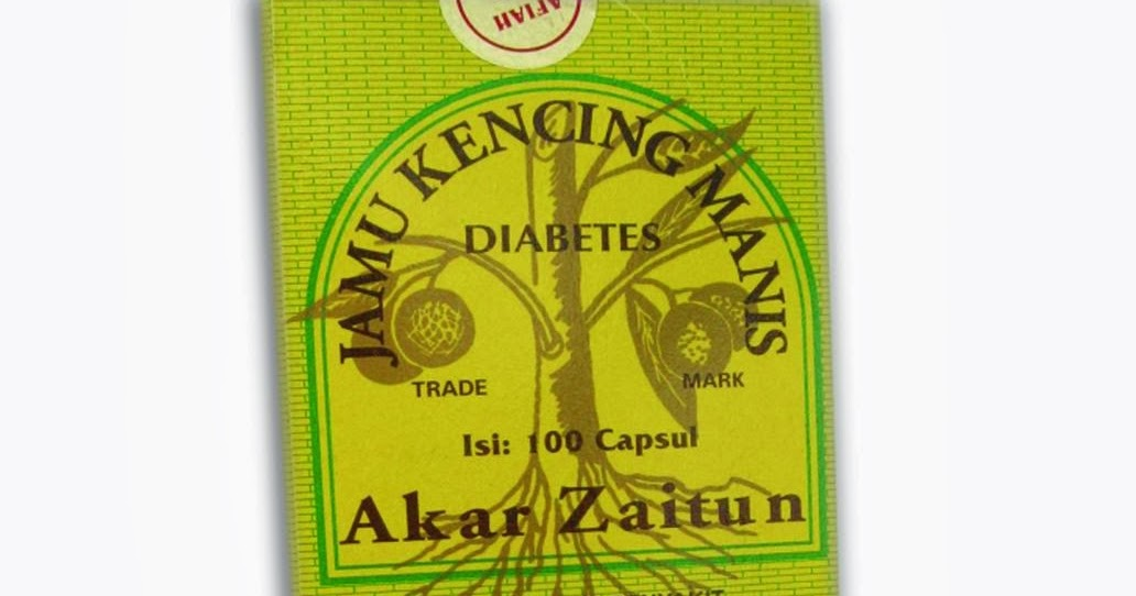 jual jamu akar zaitun herbal diabetes jamu online surabaya