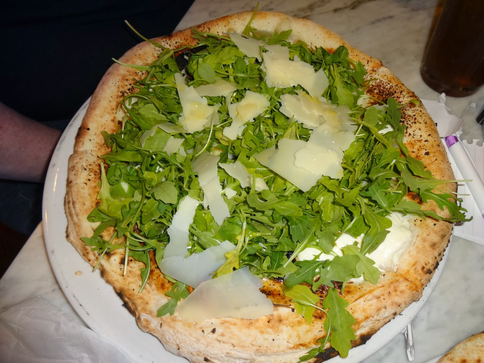 Eating My Way Through OC: Real Deal Pizza in Fullerton?