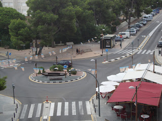 El Saler principal Roundabout photo - View from Sky