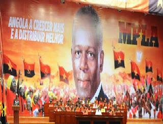 Angola/Eleições2012: MPLA PROCURA TERCEIRA VITÓRIA ELEITORAL
