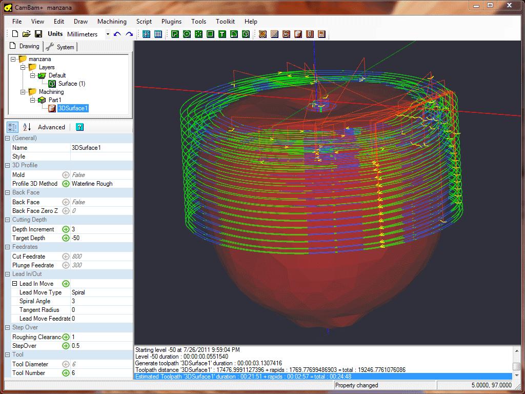 CamBam plus 0.9.8P Full With Crack