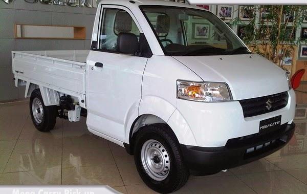 Jual Suzuki Mega Carry MT 2013
