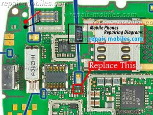 Nokia Asha 300 Lcd Light Solutions By Jumpers Nokia Asha 300 Lcd Light ...