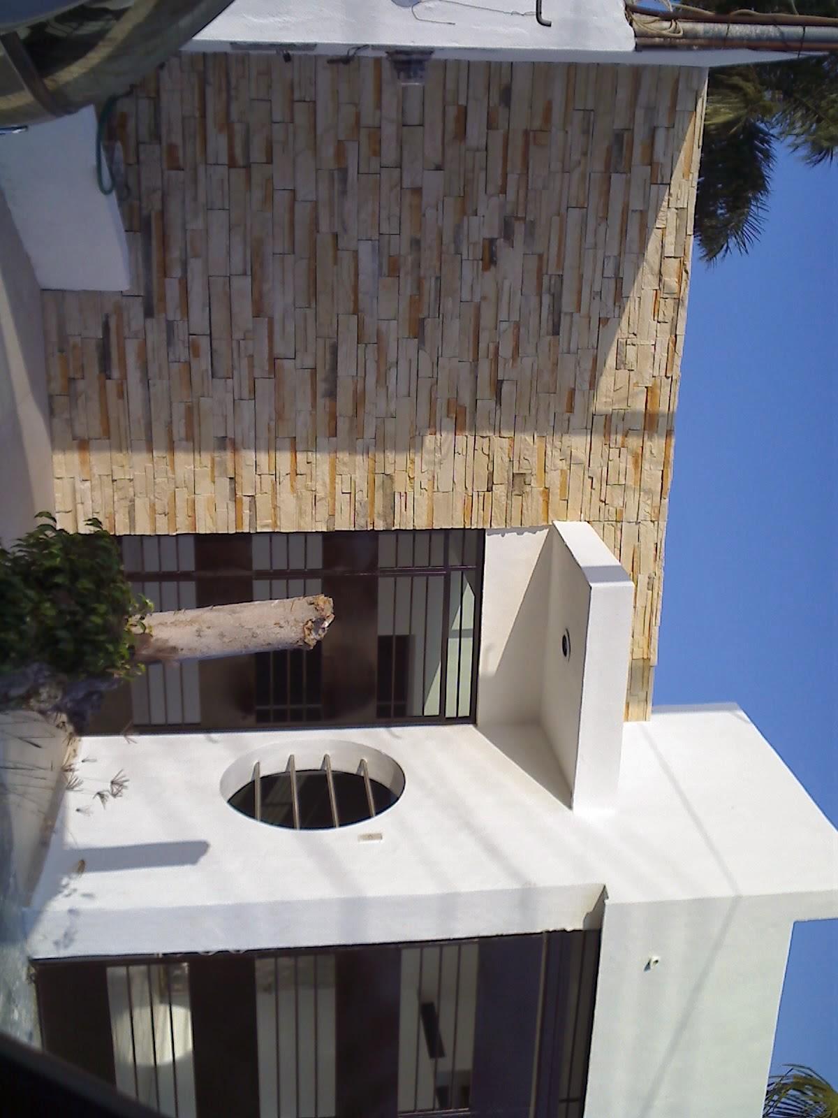 Fachadas de casas modernas - Recubrimiento de fachadas ...