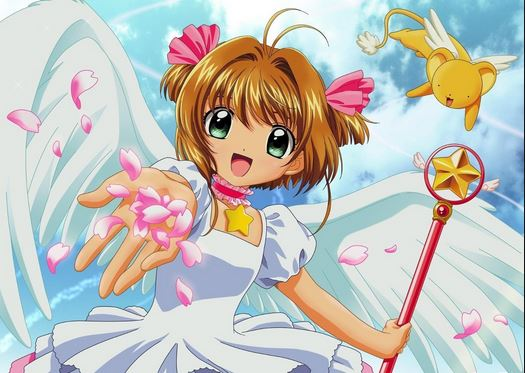 Sakura Card Captors Dublado Todos os Episódios Online