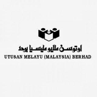 Jawatan Kosong Utusan Melayu (Malaysia) Berhad