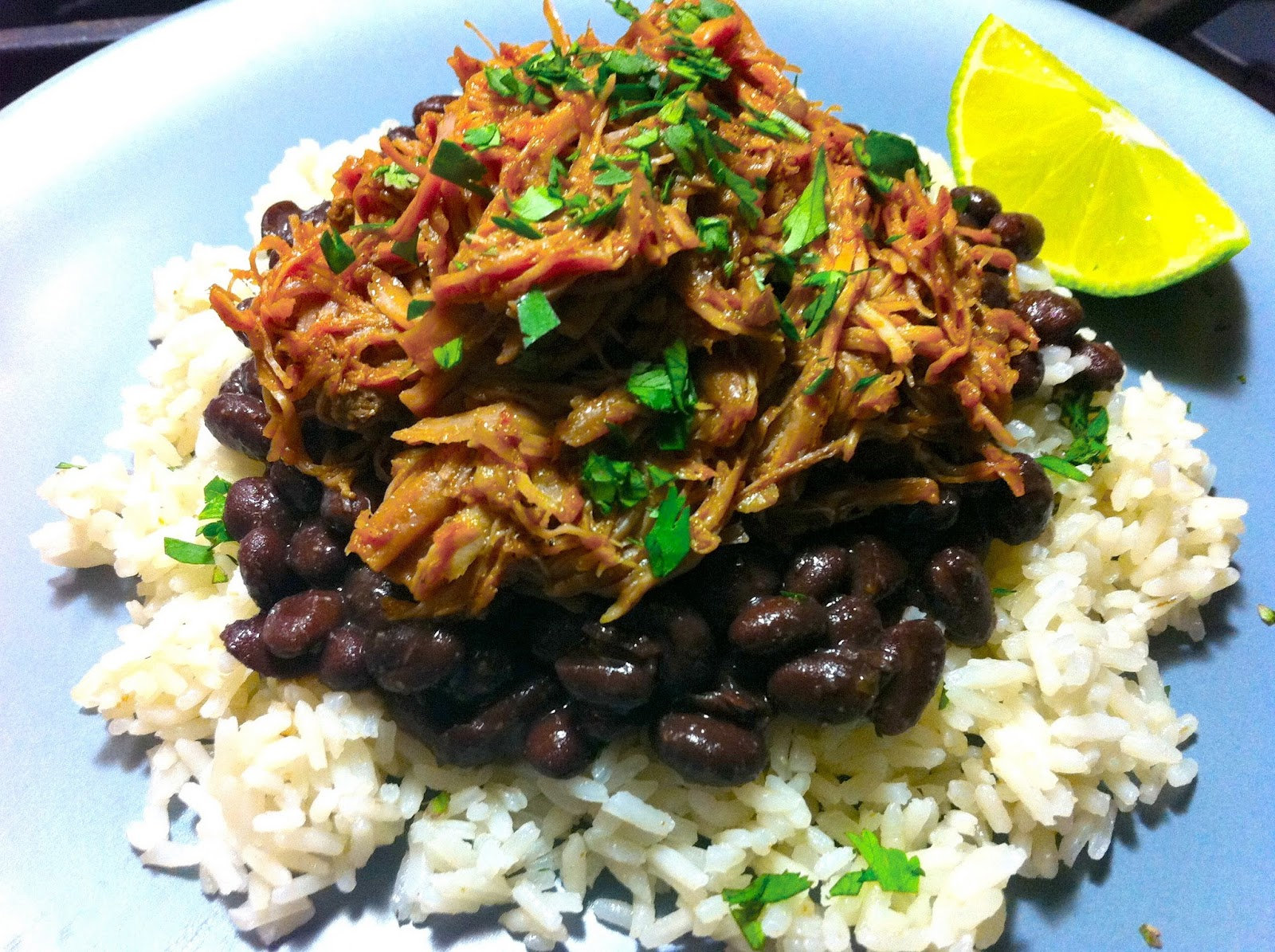 Cooking with SAHD: Slow Cooked Sweet Barbacoa Pork