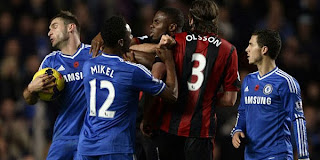 Video Gol Chelsea vs West Brom 9 November 2013