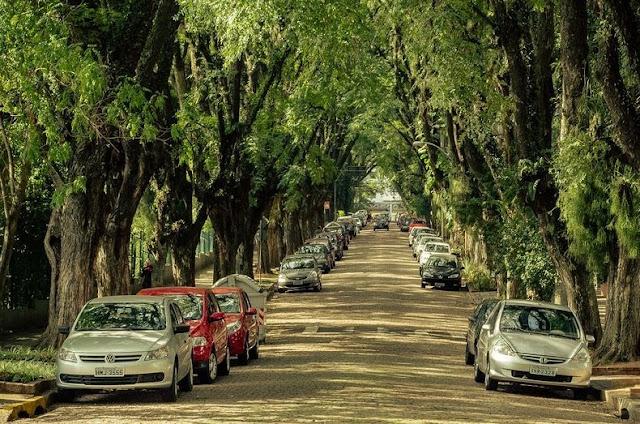 Mm Suejuk! Jalan Raya Paling Indah di Dunia