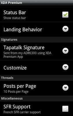 XDA Premium 1.2.1 Apk FULL
