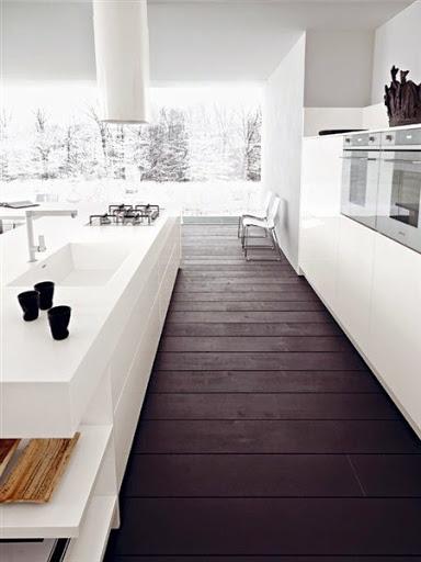 Model Lantai Kayu atau Parket lantai terbaru