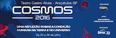 Cosmos 2016 - programação