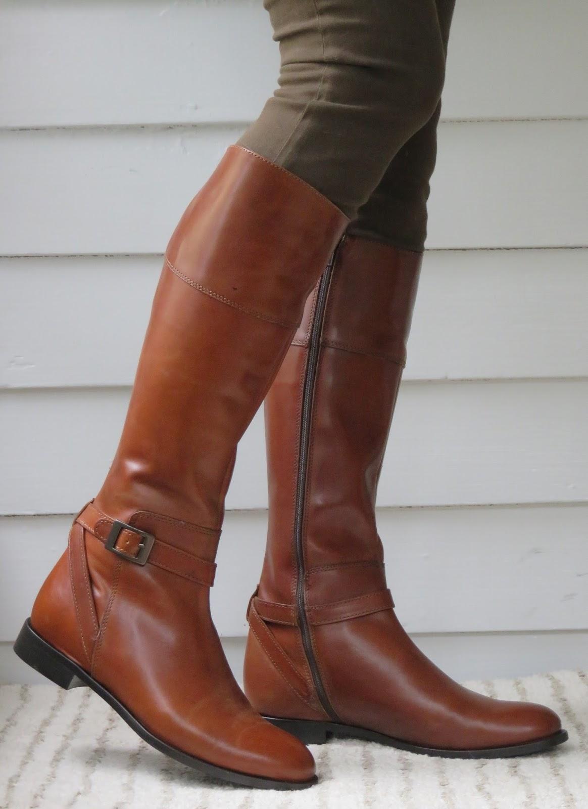 Howdy Slim! Riding Boots for Thin Calves: Narrow Calf Riding Boots ...