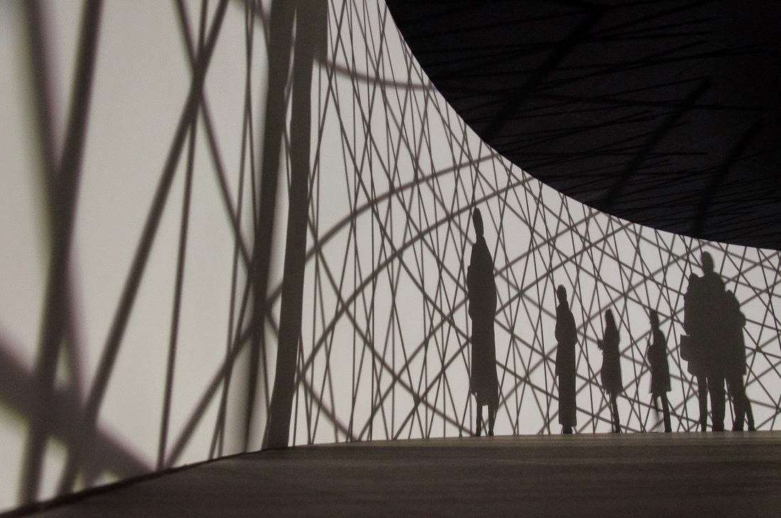 Fondation Louis Vuitton - expo Olafur Eliasson