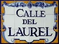 Calle Laurel Logroño