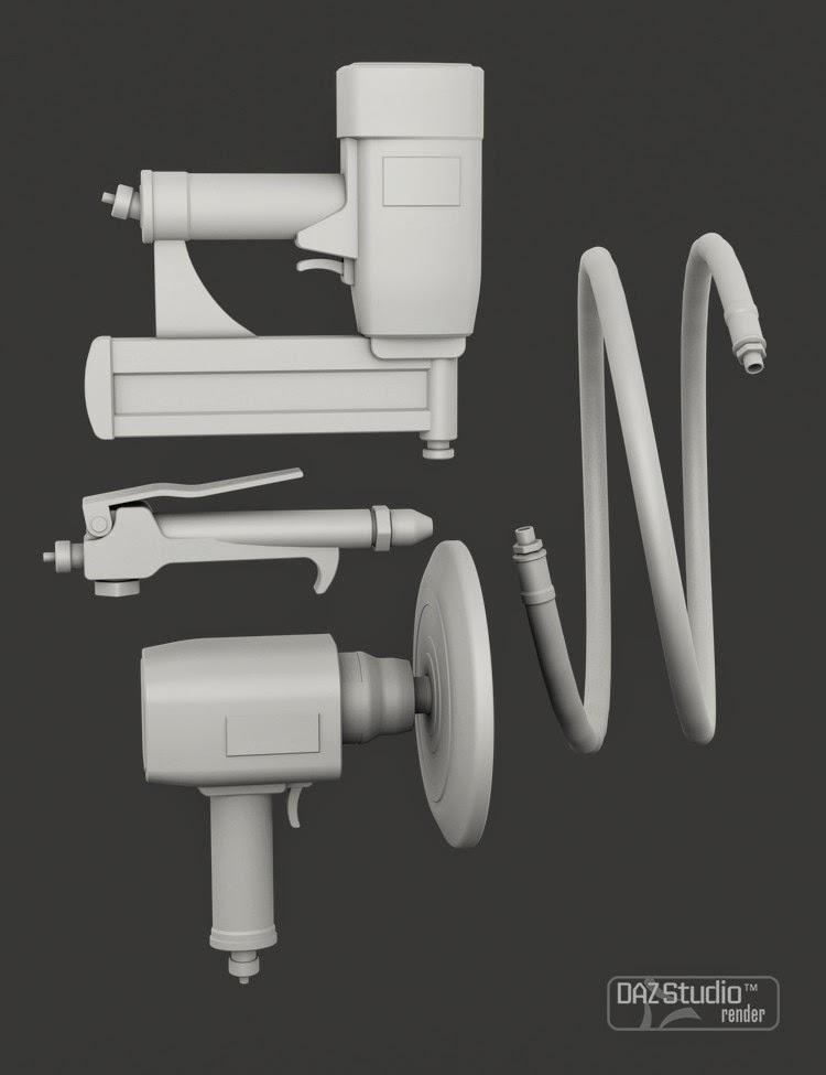Industriel Outils pneumatiques
