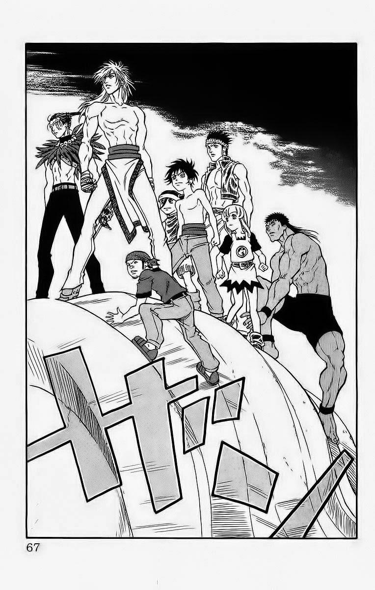 Vua Trên Biển – Coco Full Ahead chap 234 Trang 21 - Mangak.info
