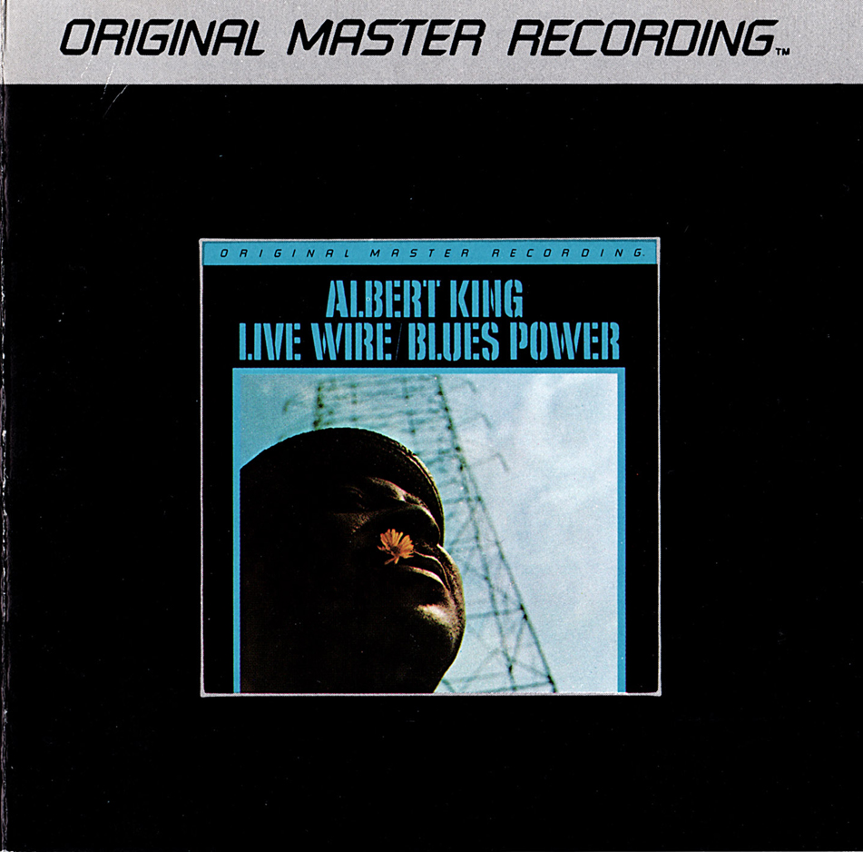 Rockasteria: Albert King - Live Wire / Blues Power (1968 us ...
