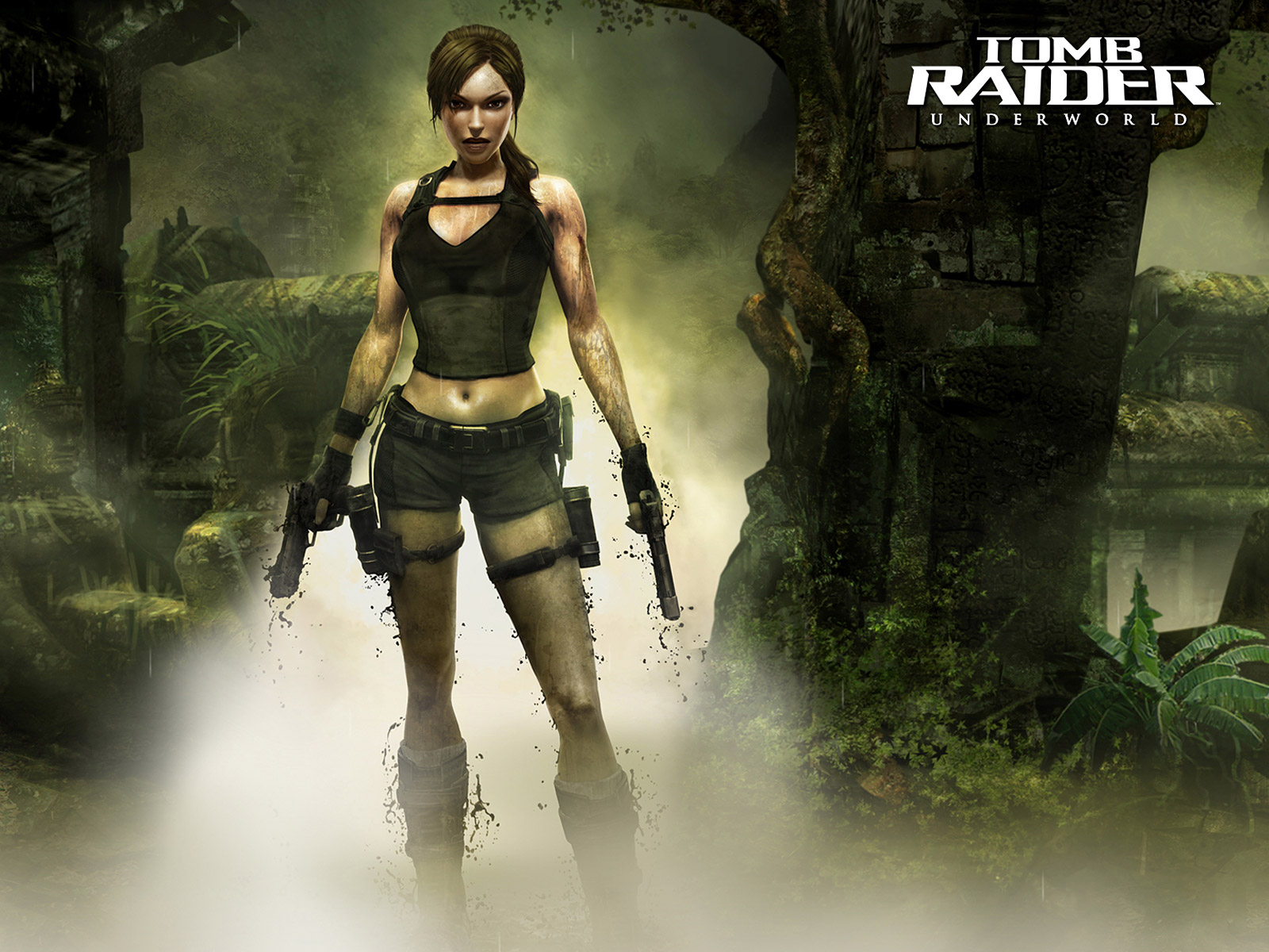tomb raider underworld wallpapers - Tomb Raider Underworld Wallpapers HD Wallpapers
