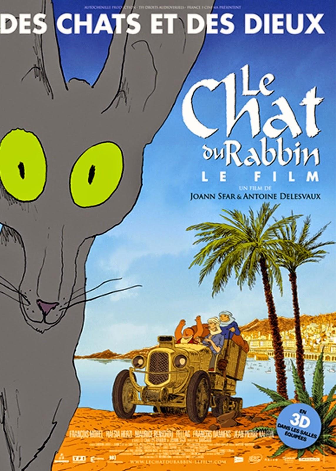 El gato del rabino (2011)
