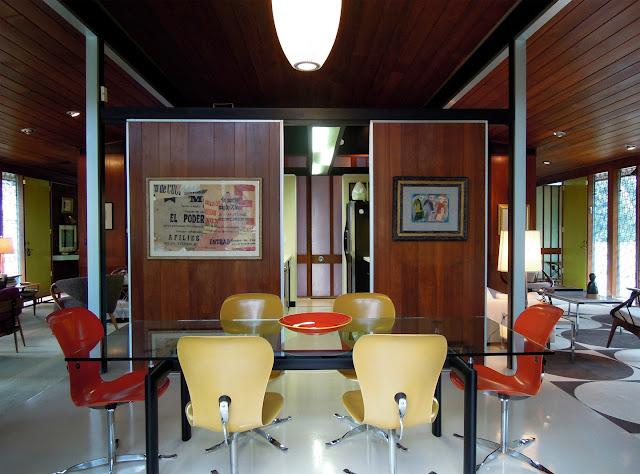 Mid centuria art design and decor from the mid century - Interior decorators rochester ny ...