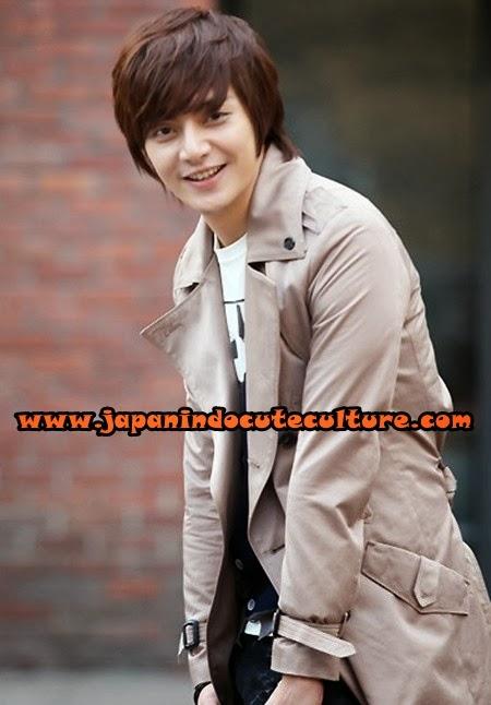 Kim Joon Aktor Korea Paling Ganteng, Cakep, dan Imut